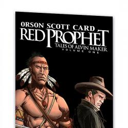RED PROPHET: THE TALES OF ALVIN MAKER VOL. 1 #0