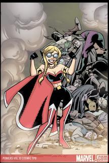 Powers Vol. 10: Cosmic (Trade Paperback)