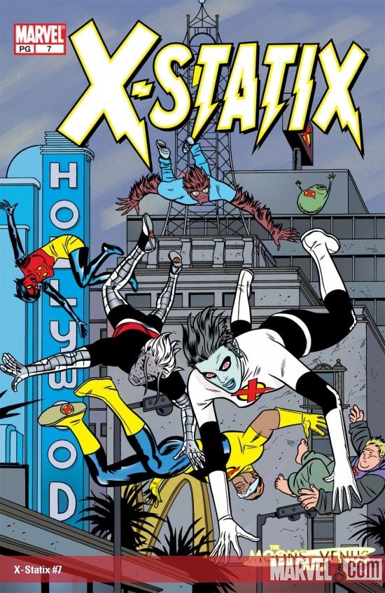 X-Statix (2002) #7