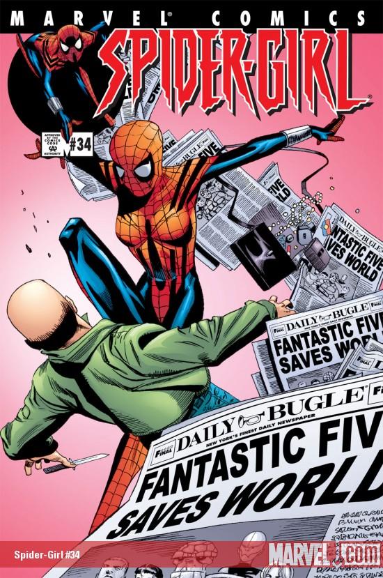 Spider-Girl (1998) #34
