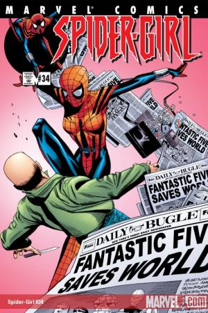 Spider-Girl #34