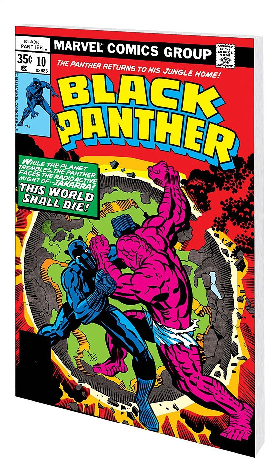 Black Panther by Jack Kirby Vol. 2 (Trade Paperback)