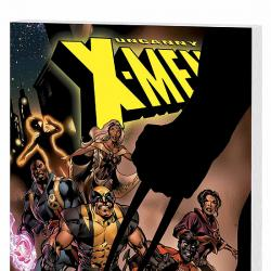 UNCANNY X-MEN - THE NEW AGE VOL. 2: THE CRUELEST CUT COVER