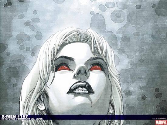 X-Men (2004) #167 Wallpaper