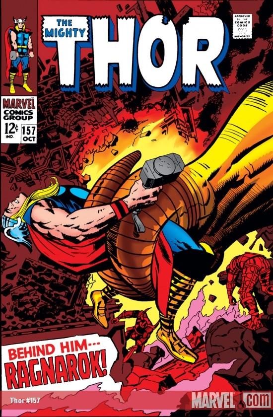 Thor (1966) #157