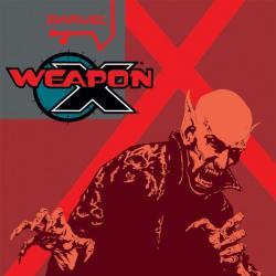 Weapon X: The Draft - Wild Child #1