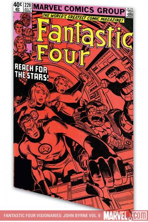 FANTASTIC FOUR VISIONARIES: JOHN BYRNE VOL. 0 TPB (Trade Paperback)