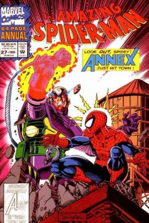 Amazing Spider-Man Annual (1964) #27