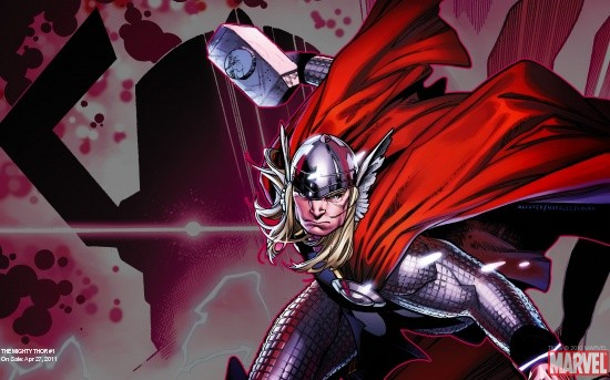 The Mighty Thor (2011) #1 Wallpaper