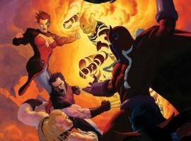 Uncanny X-Force (2010) #11