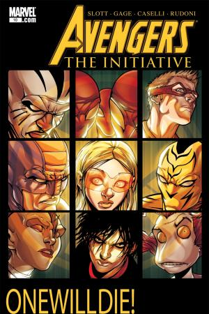 Avengers: The Initiative #10