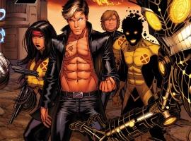New Mutants (2010) #33, Keown Variant