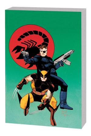 Wolverine & Nick Fury: Scorpio (Trade Paperback)