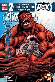 Avengers: X-Sanction #3