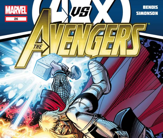 Avengers (2010) #26 cover by Walter Simonson