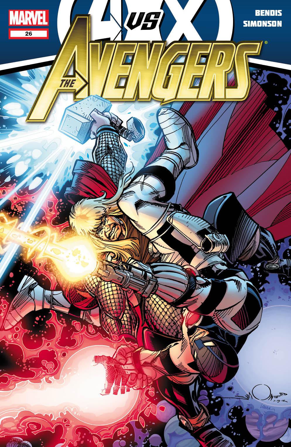 Avengers (2010) #26
