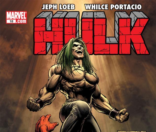 Hulk (2008) #18
