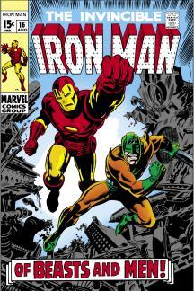 Iron Man (1968) #16