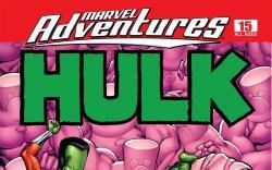 Marvel Adventures Hulk (2007) #15