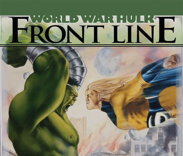 World War Hulk: Front Line (2007) #5