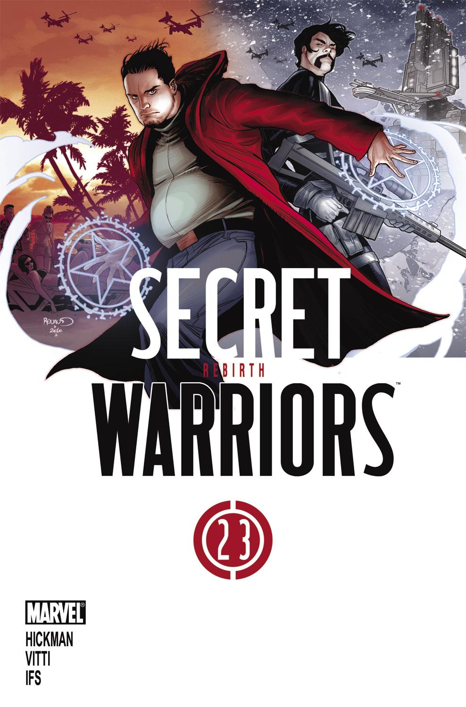 Secret Warriors (2009) #23