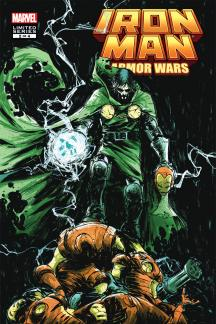 Iron Man & the Armor Wars (2009) #2