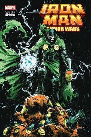 Iron Man & the Armor Wars #2