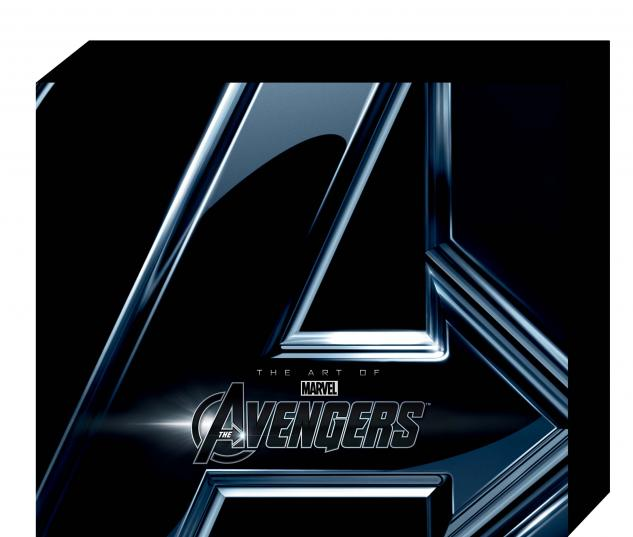 AVENGERS: THE ART OF MARVEL'S THE AVENGERS HC SLIPCASE (SDOS)