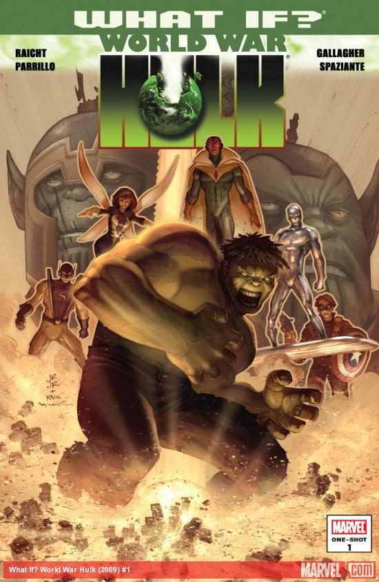 What If? World War Hulk (2009) #1
