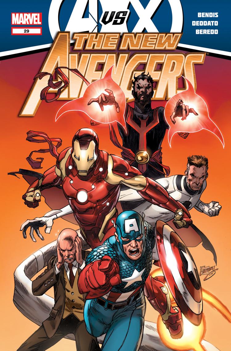 New Avengers (2010) #29