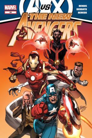 New Avengers #29