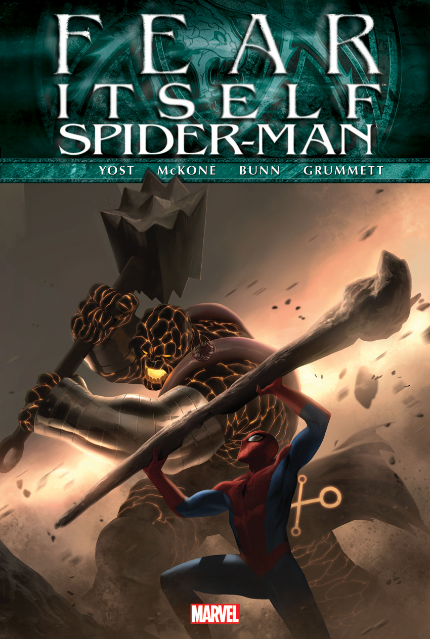 Fear Itself: Spider-Man (Hardcover)