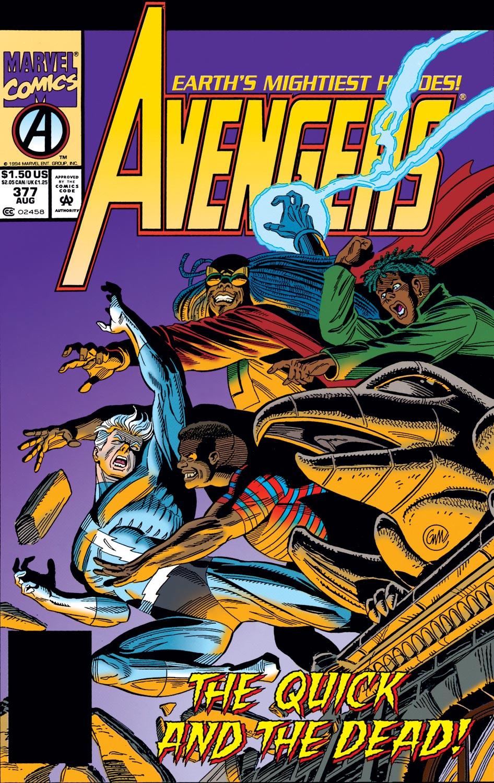 Avengers (1963) #377