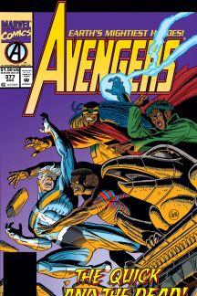 Avengers #377