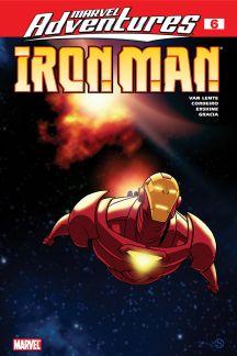 Marvel Adventures Iron Man #6