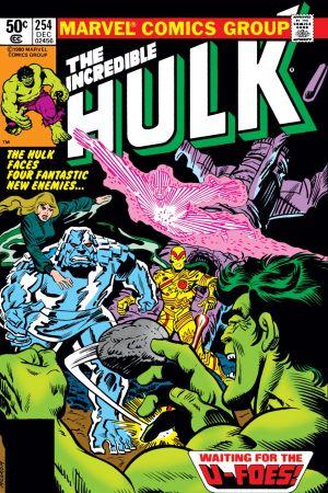 Incredible Hulk (1962) #254
