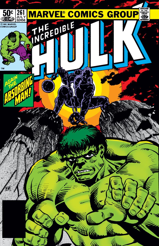 Incredible Hulk (1962) #261