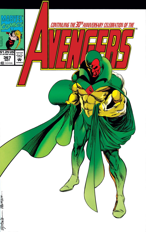 Avengers (1963) #367