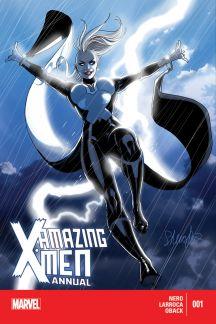 Amazing X-Men Annual #1