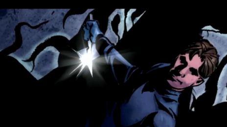Marvel AR: Dexter #3 Cover Recap