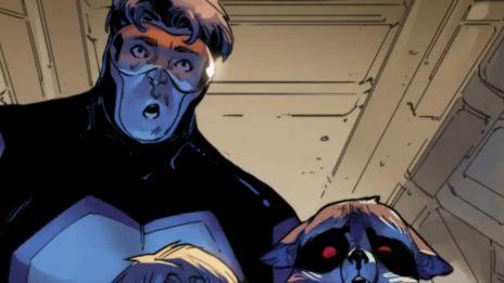 Marvel AR: GOTG #13 Cover Recap