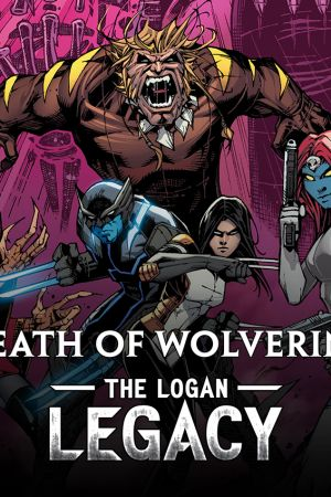 Death of Wolverine: The Logan Legacy (2014)