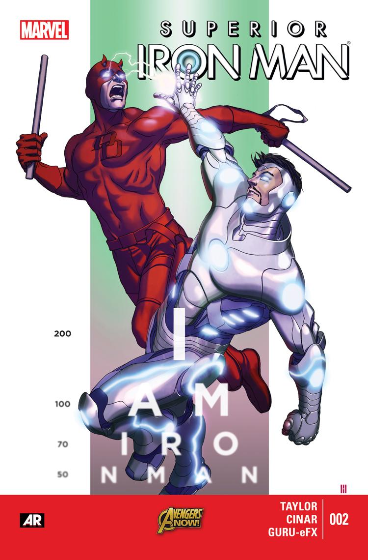 Superior Iron Man (2014) #2