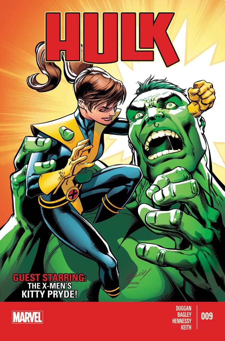 Hulk (2014) #9