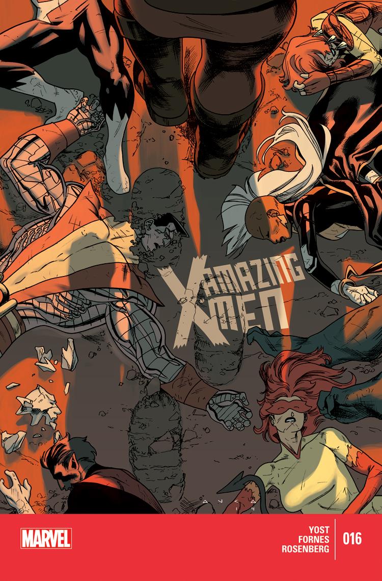 Amazing X-Men (2013) #16