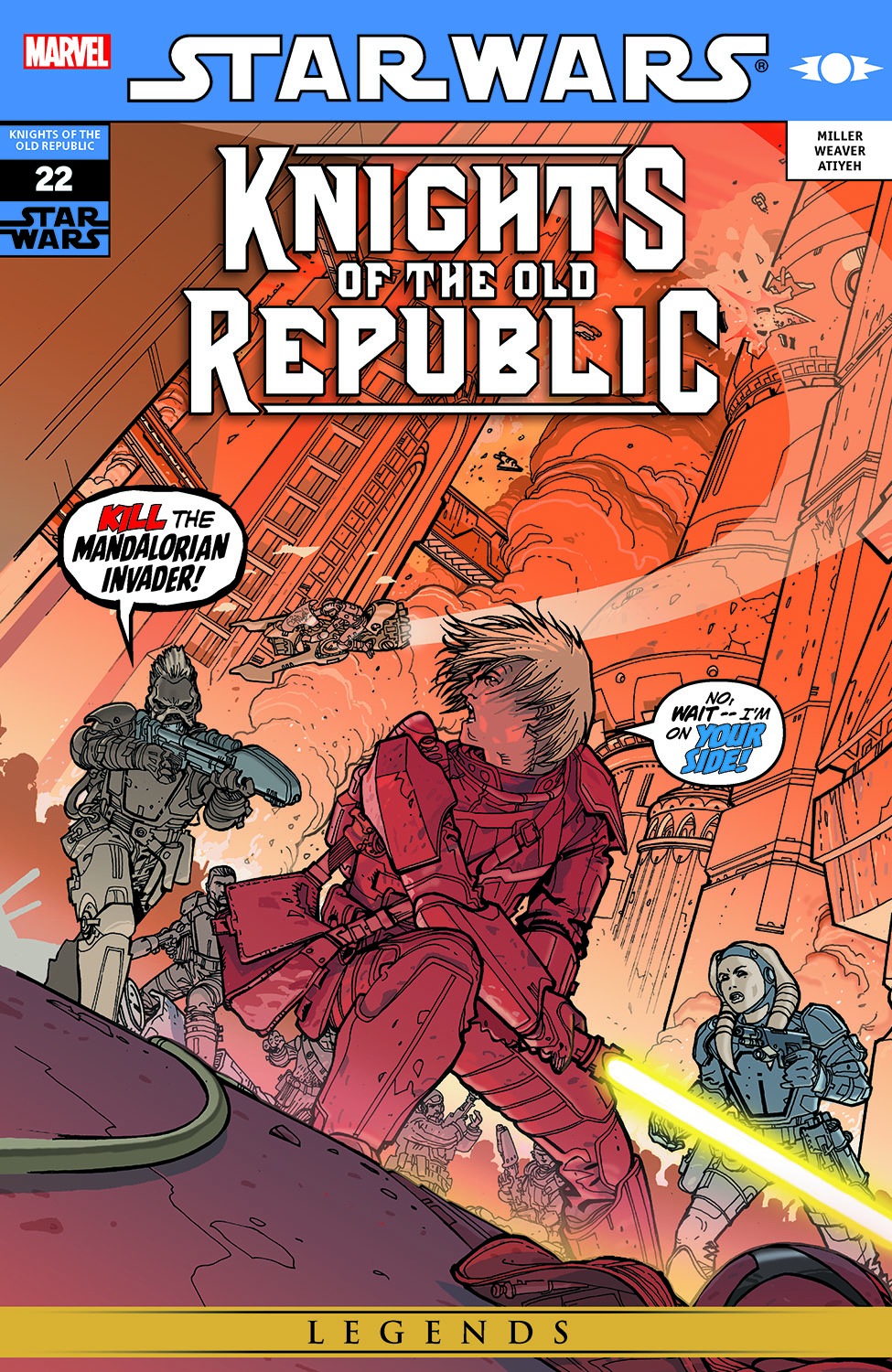Star Wars: Knights Of The Old Republic (2006) #22