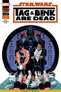Star Wars: Tag & Bink Are Dead #1