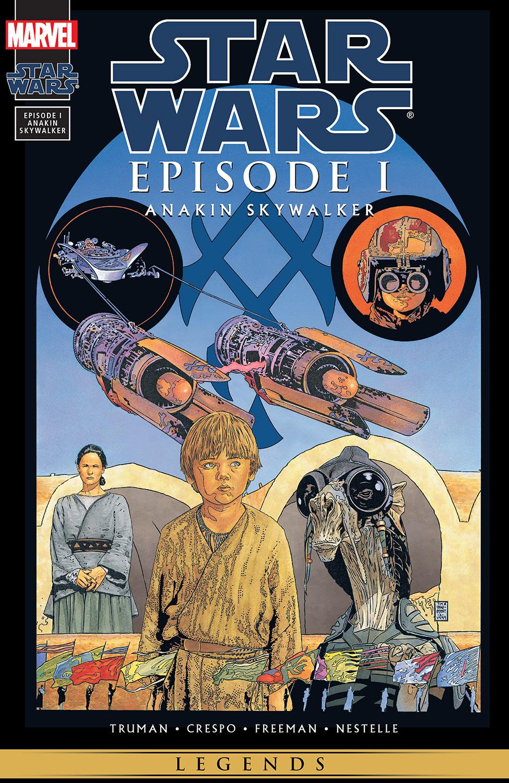 Star Wars: Episode I - Anakin Skywalker (1999) #1