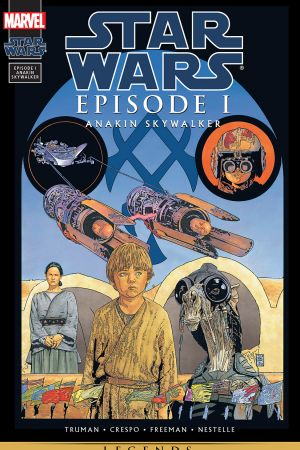 Star Wars: Episode I - Anakin Skywalker #1