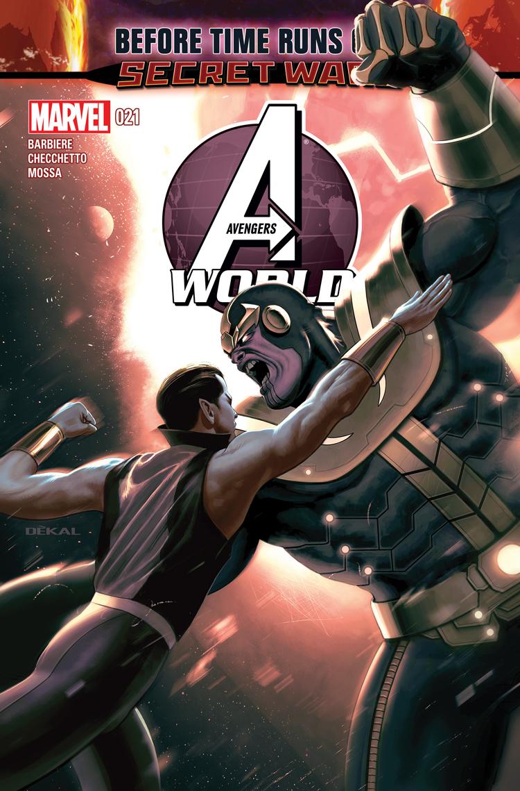 Avengers World (2014) #21